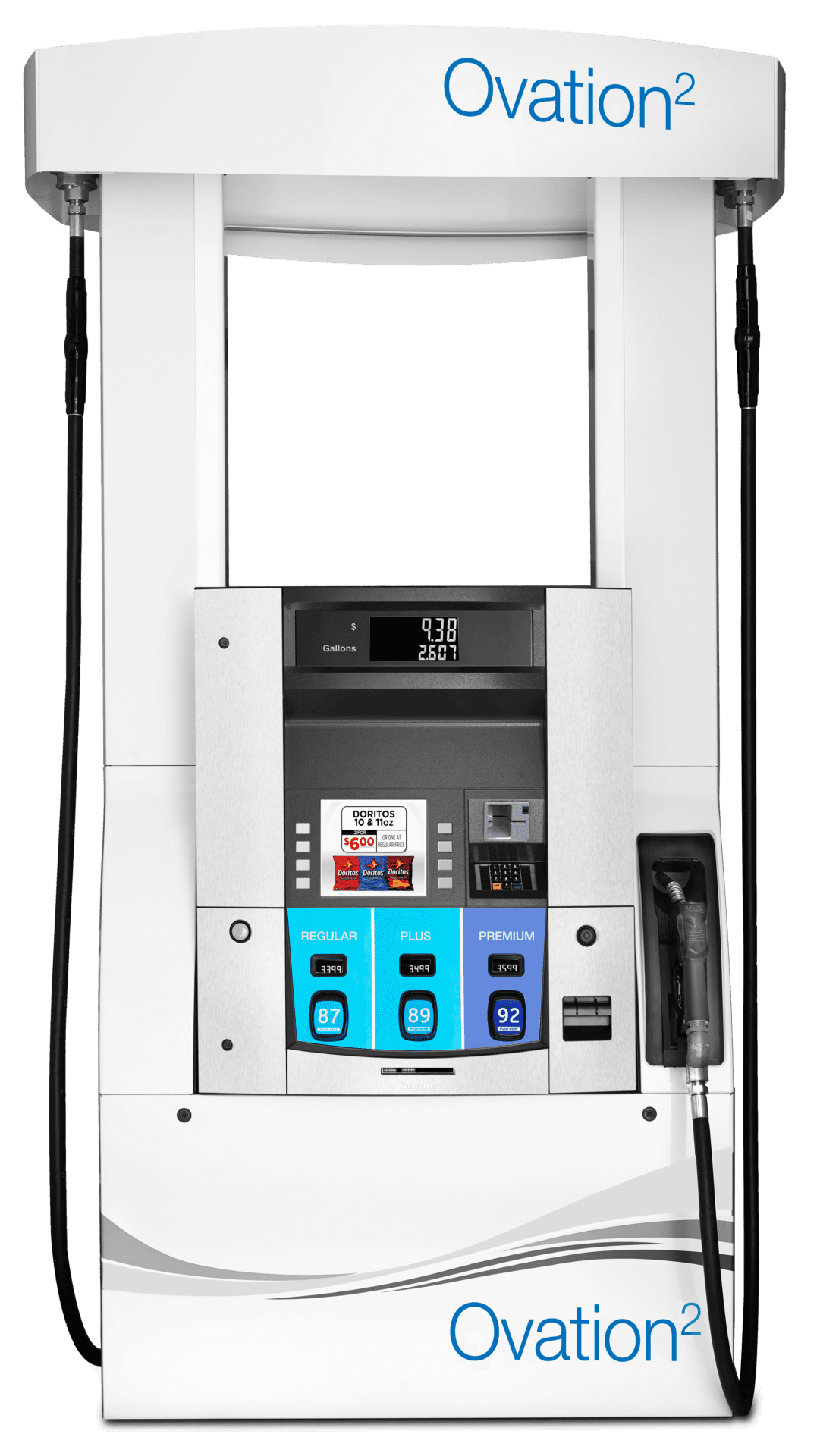 Wayne Ovation 2 Fuel Dispenser